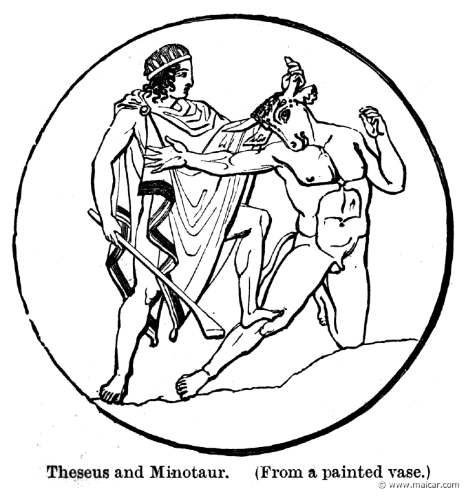 theseus coloring pages - photo#20