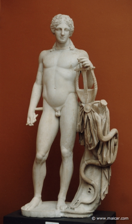 New pictures of greek mythology apollo