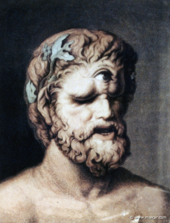 polyphemus and poseidon relationship with humans