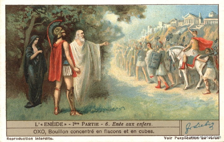 a comparison of epic heroes in odysseus and aeneas Compare and contrast of odysseus and aeneas odysseus, the hero in the odyssey, and aeneas, the hero in the aeneid, fought in opposing sides in the trojan war odysseus was the king of ithaca.