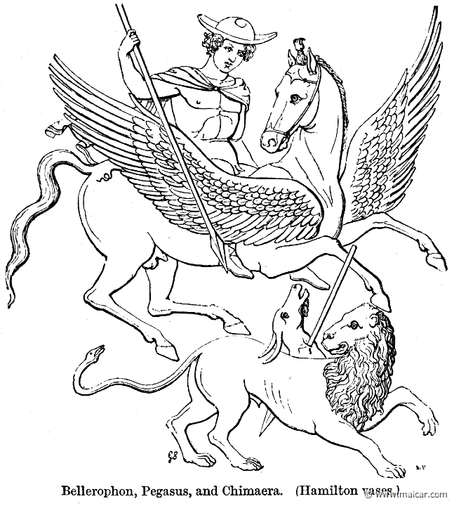 an analysis of the greek myth of a chimera The chimera was a monstrous fire-breathing female creature of lycia in asia minor who was composed of the parts of three animals a lion, a snake, and a goat the term chimera has come to describe any mythical or fictional animal with parts taken from various animals, or to describe concepts perceived as wildly imaginative or implausible.
